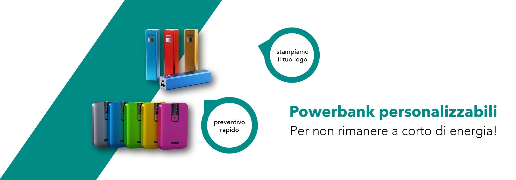 PowerBank Flat